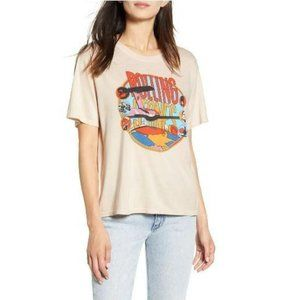 New DayDreamer Rolling Stones American Tour Tee XL